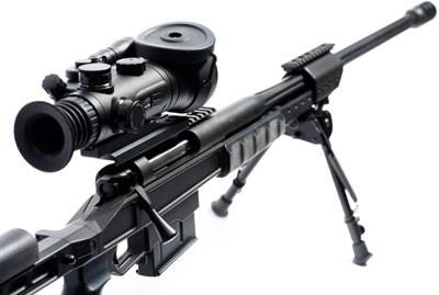 Súng trường bắn tỉa hàng đầu thế giới T-5000M - ảnh 2