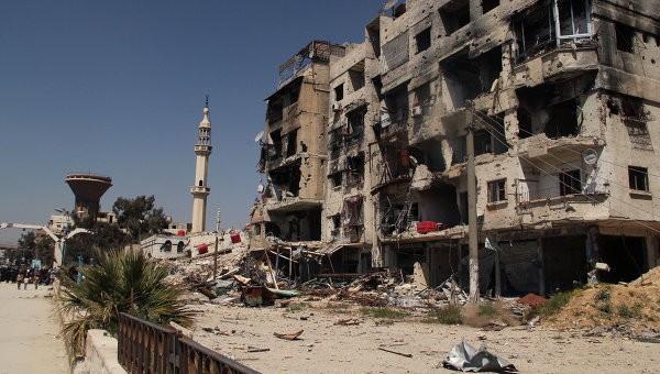 Có vũ khí hiện đại, quân đội Syria quyết thu hồi lại Palmyra - ảnh 2
