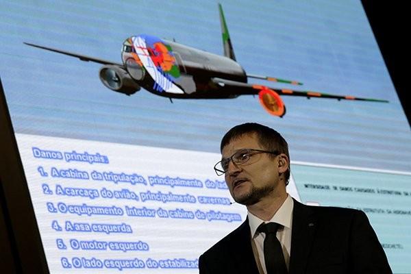 """""""Almaz-Antei"""" công bố video thử nghiệm vụ tai nạn Boeing – MH-17 - ảnh 13"""
