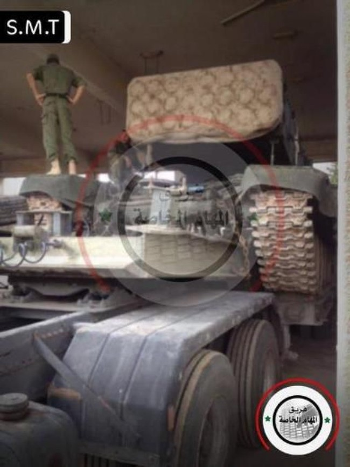 """Syria chuẩn bị thiêu đốt IS bằng pháo phản lực nhiệt áp """"Solntsepёk"""" - ảnh 2"""