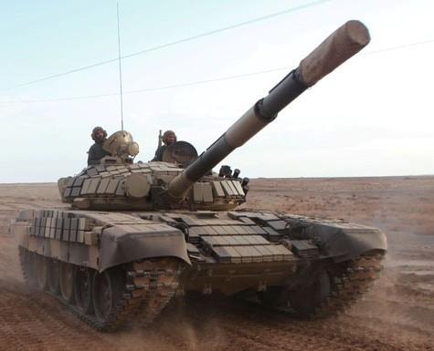 """Syria chuẩn bị thiêu đốt IS bằng pháo phản lực nhiệt áp """"Solntsepёk"""" - ảnh 3"""