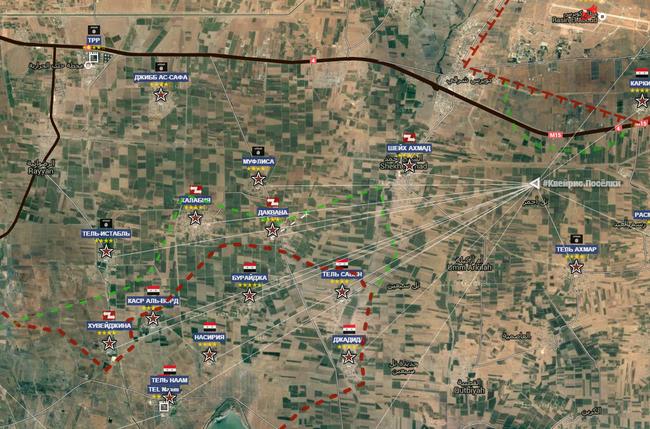 Video quân Syria quyết liệt tấn công, IS chống trả dữ dội - ảnh 1