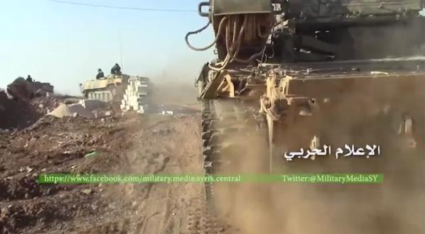 Chùm ảnh: Cuộc chiến ác liệt ở Syria ngày 25.10 - ảnh 9