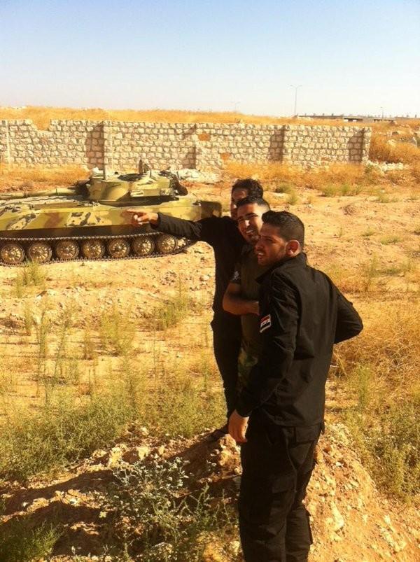 Chùm ảnh: Cuộc chiến ác liệt ở Syria ngày 25.10 - ảnh 13