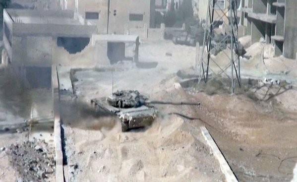 Chùm ảnh: Cuộc chiến ác liệt ở Syria ngày 25.10 - ảnh 15