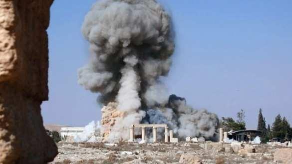 Quân Syria siết chặt vòng vây, chuẩn bị quyết chiến chiếm Palmyra - ảnh 1
