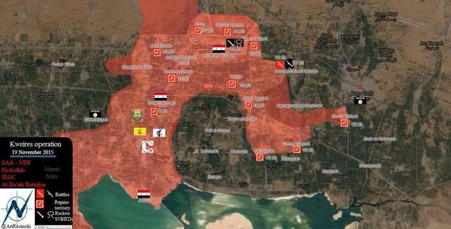 Syria: Cuộc chiến chống IS sẽ ngày càng ác liệt, tàn khốc - ảnh 1