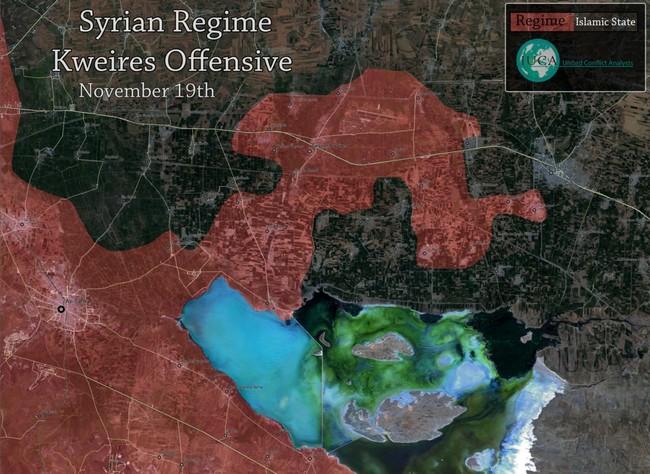 Syria: Cuộc chiến chống IS sẽ ngày càng ác liệt, tàn khốc - ảnh 2