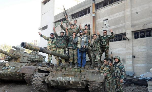 Không quân Nga trút đòn hủy diệt, IS hoảng loạn tìm cách tháo thân - ảnh 7
