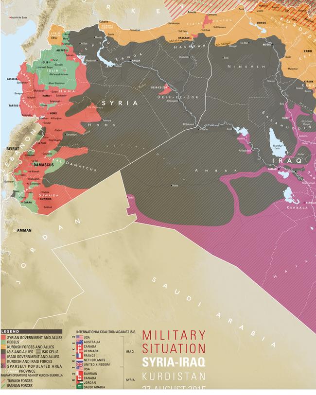 Chiến sự Syria cuối tuần: Giằng co, đấu hỏa lực trên mọi chiến trường - ảnh 1