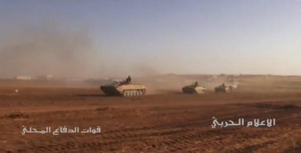 Cục diện chíến trường Syria thay đổi sau thảm họa Su-24 - ảnh 5