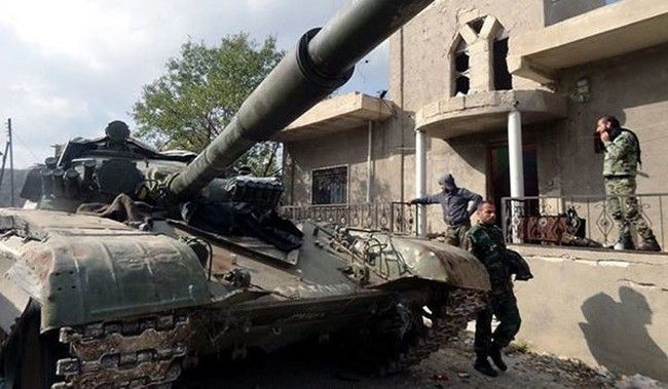 Cục diện chíến trường Syria thay đổi sau thảm họa Su-24 - ảnh 6