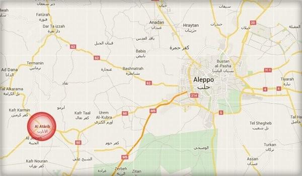 Cục diện chíến trường Syria thay đổi sau thảm họa Su-24 - ảnh 9