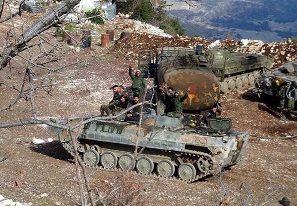 Cục diện chíến trường Syria thay đổi sau thảm họa Su-24 - ảnh 14