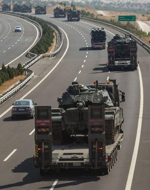 Chiến sự Syria, biến động bất thường trên các mặt trận chống khủng bố - ảnh 1