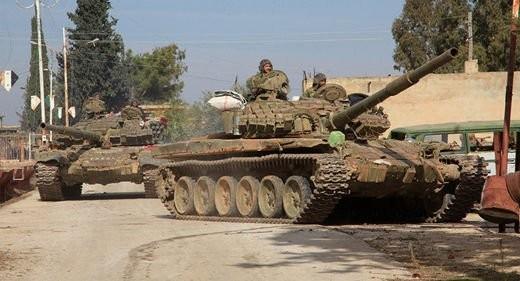 Chiến sự Syria, biến động bất thường trên các mặt trận chống khủng bố - ảnh 4