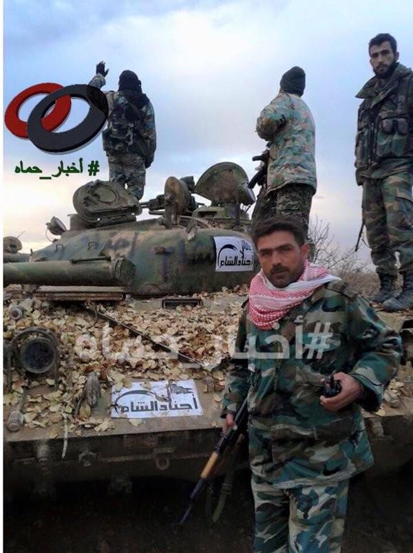 Chiến sự Syria, biến động bất thường trên các mặt trận chống khủng bố - ảnh 5