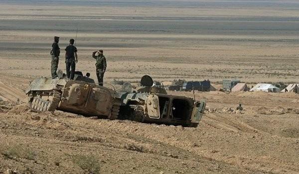 Chiến sự Syria, biến động bất thường trên các mặt trận chống khủng bố - ảnh 9