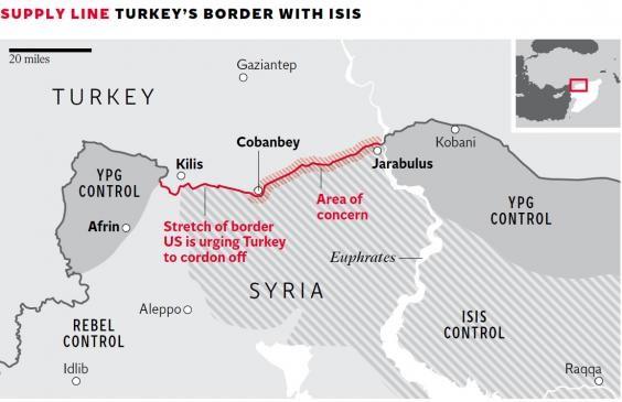 Chiến sự Syria, biến động bất thường trên các mặt trận chống khủng bố - ảnh 13