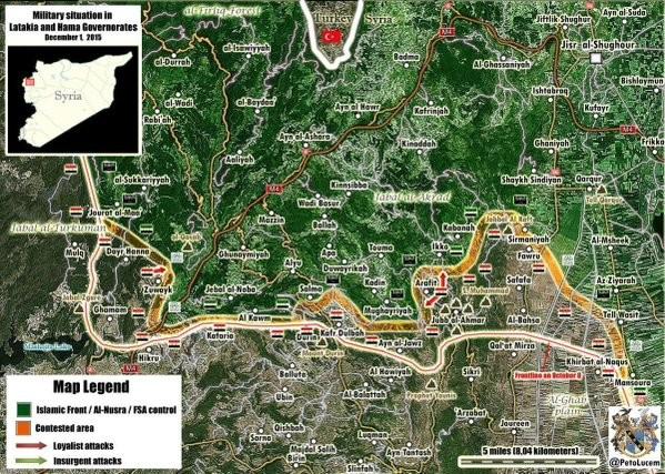 Quân đội Syria cố gắng tấn công, IS quyết giữ nguồn sống - ảnh 10