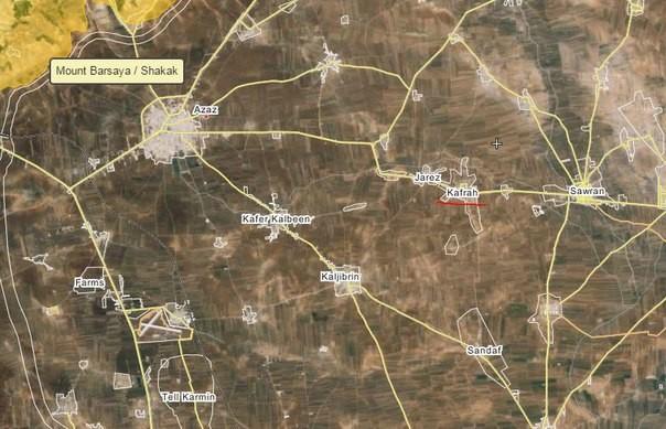 Quân đội Syria cố gắng tấn công, IS quyết giữ nguồn sống - ảnh 11