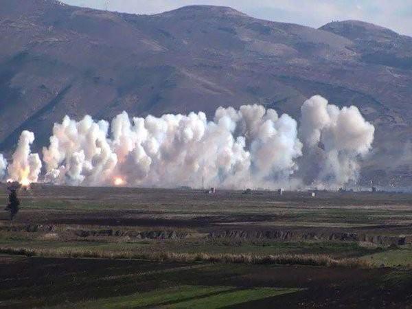 Quân đội Syria dội bão lửa IS, phương Tây suốt ruột vào cuộc - ảnh 5