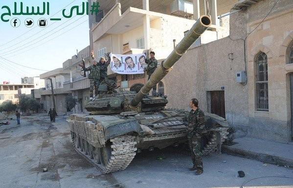 Quân đội Syria dội bão lửa IS, phương Tây suốt ruột vào cuộc - ảnh 10