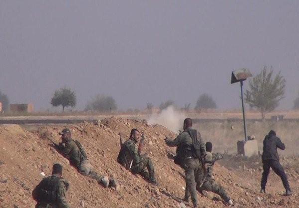 Quân đội Syria dội bão lửa IS, phương Tây suốt ruột vào cuộc - ảnh 12