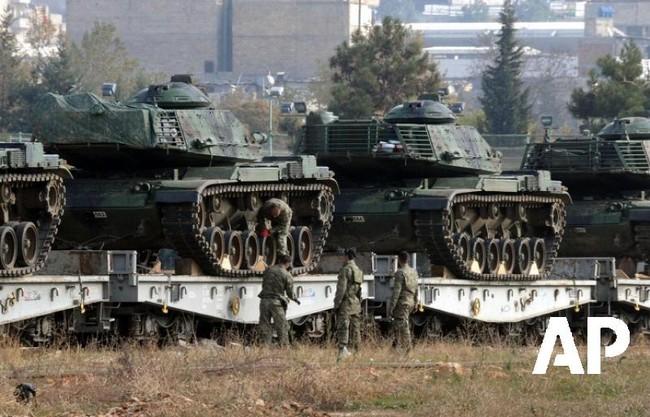 Nga nhận bảo vệ quân đội Syria từ trên không, NATO không triển khai bộ binh ở Syria - ảnh 2
