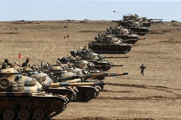 Nga nhận bảo vệ quân đội Syria từ trên không, NATO không triển khai bộ binh ở Syria - ảnh 9