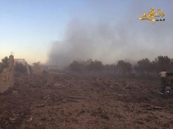 Chiến sự Syria nóng bỏng, Nga không kích ồ ạt, Thổ Nhĩ Kỳ đòi lập vùng cấm bay - ảnh 5
