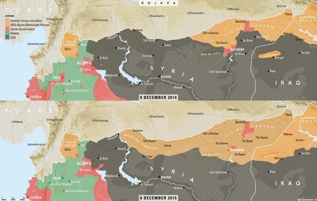Chiến sự Syria nóng bỏng, Nga không kích ồ ạt, Thổ Nhĩ Kỳ đòi lập vùng cấm bay - ảnh 10
