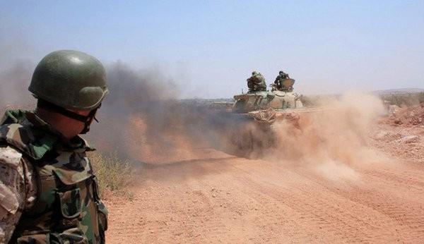 Căng thẳng chiến sự Syria, Iraq giành được thành phố Ramadi - ảnh 3