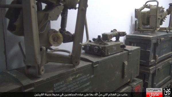 Căng thẳng chiến sự Syria, Iraq giành được thành phố Ramadi - ảnh 9