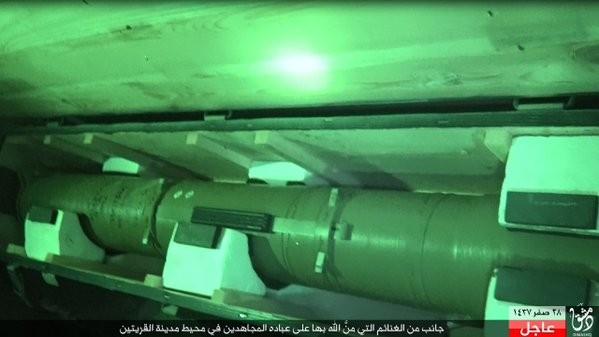 Căng thẳng chiến sự Syria, Iraq giành được thành phố Ramadi - ảnh 10