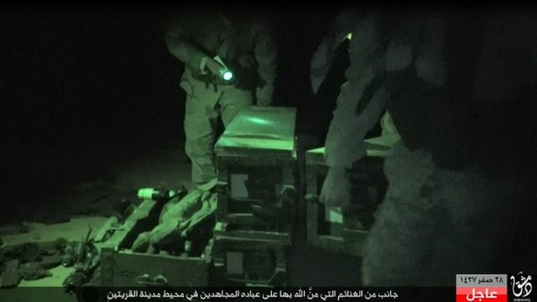 Căng thẳng chiến sự Syria, Iraq giành được thành phố Ramadi - ảnh 11
