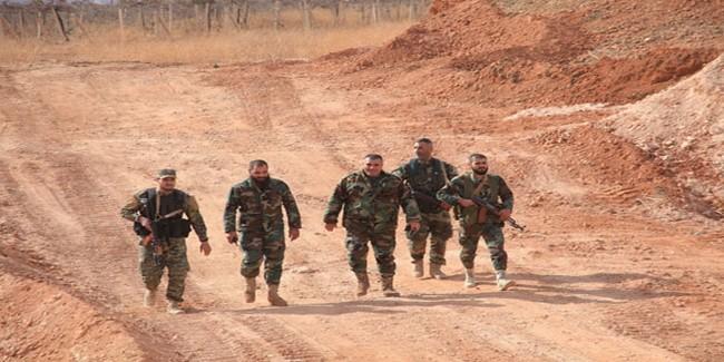 Quân đôi Syria nỗ lực tìm diệt khủng bố trên mọi chiến trường - ảnh 2