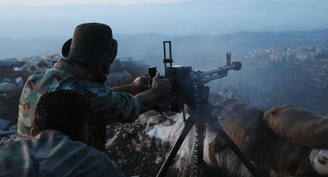 Quân đôi Syria nỗ lực tìm diệt khủng bố trên mọi chiến trường - ảnh 5