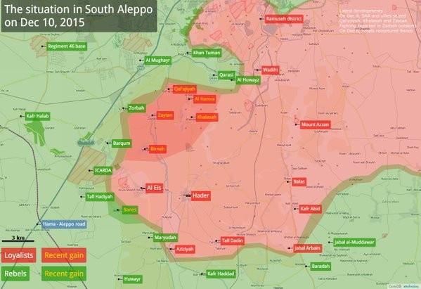 Chiến trường Syria mở rộng, Nga tăng cường Su-34 - ảnh 1