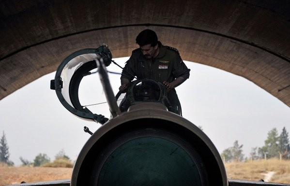 Chiến trường Syria mở rộng, Nga tăng cường Su-34 - ảnh 3