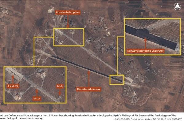Chiến trường Syria mở rộng, Nga tăng cường Su-34 - ảnh 21