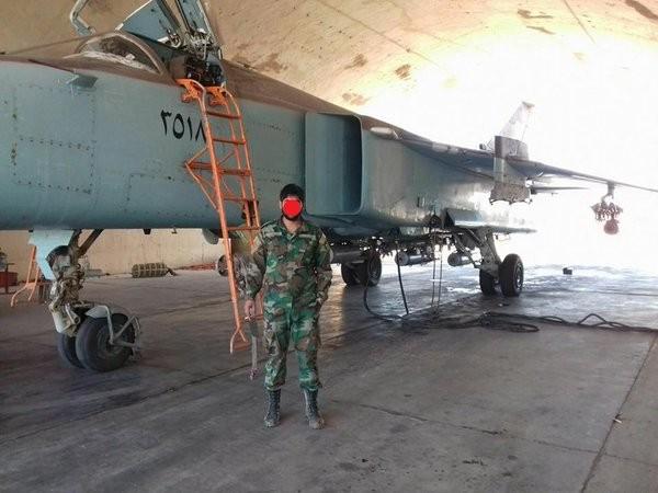 Chiến trường Syria mở rộng, Nga tăng cường Su-34 - ảnh 20