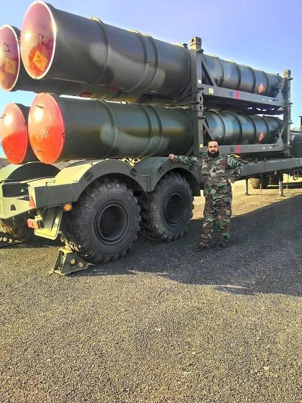 Chiến trường Syria mở rộng, Nga tăng cường Su-34 - ảnh 22