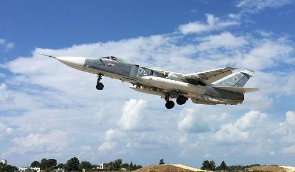Chiến trường Syria mở rộng, Nga tăng cường Su-34 - ảnh 27