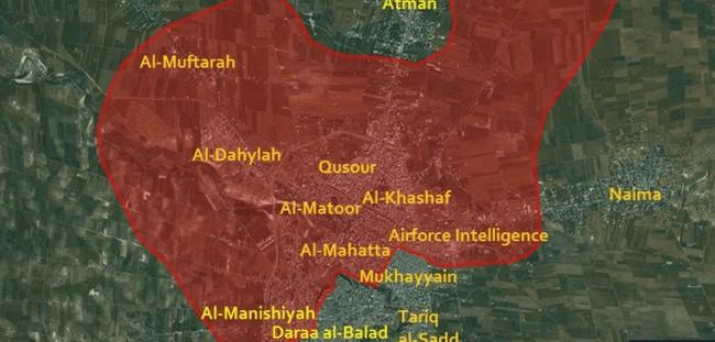 Syria dồn ép khủng bố, Nga tăng hỏa lực, nóng bỏng cuộc đấu chính trị - ảnh 2