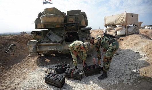 Syria dồn ép khủng bố, Nga tăng hỏa lực, nóng bỏng cuộc đấu chính trị - ảnh 3