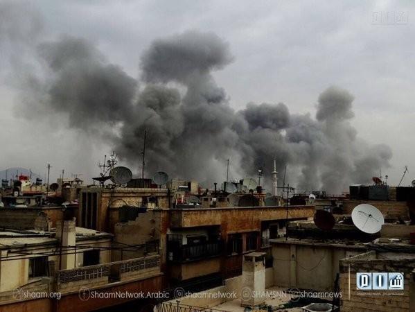 Syria dồn ép khủng bố, Nga tăng hỏa lực, nóng bỏng cuộc đấu chính trị - ảnh 17