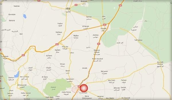 Quân đội Syria đánh ác liệt ở Latakia, tiến được 150 km - ảnh 6