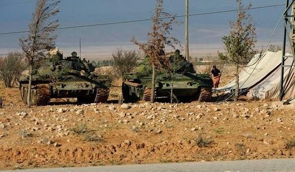 Quân đội Syria đánh ác liệt ở Latakia, tiến được 150 km - ảnh 11