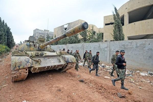 Quân đội Syria quyết chiến giành Latakia, đàm phán New York bốc lửa - ảnh 16